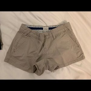 Zane di Jean shorts in khaki EUC